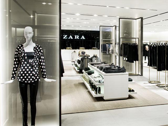 Dise o de tiendas de ropa de zara for Ropa de diseno online